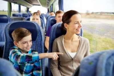Комфортное путешествие на автобусе